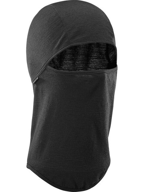 Salomon Balaclava Black